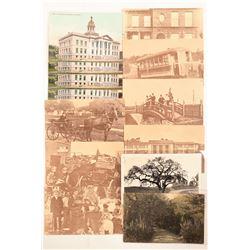 Martinez, CA Area Postcards  (103195)