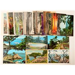 Big Sur/Carmel Postcards  (90770)