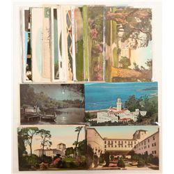 Hotel del Monte, CA Postcards  (90768)