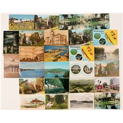 Napa Postcard Group  (91190)