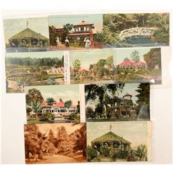 Oakland/Piedmont Springs, CA Postcards  (103197)