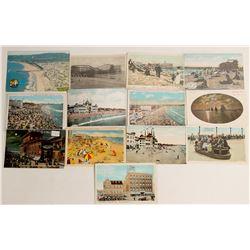 Ocean Park, CA Postcards  (103252)