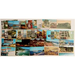Orange County, CA Postcards  (103245)