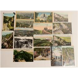 Pasadena, CA Area Postcards  (103369)