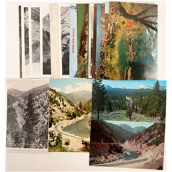 Plumas County, CA Postcards  (103194)