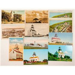 Pt. Loma, CA Postcards  (102368)