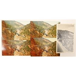 Pulga, CA River Postcards  (102341)