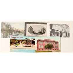 Red Bluff, CA Postcards  (103183)