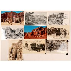 Red Rock Canyon/Mojave, CA Postcards  (103362)