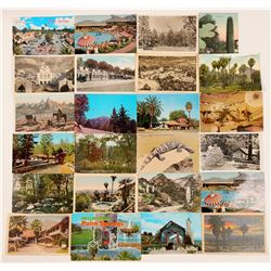 Riverside County, CA Postcards  (103347)