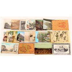 Salinas, CA Area Postcards  (103349)
