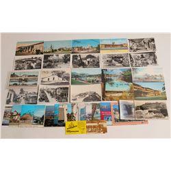 San Diego, CA Area Postcards  (103352)