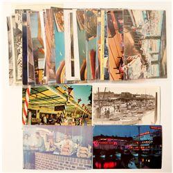 Fishermans Wharf, SF CA Postcards  (103282)
