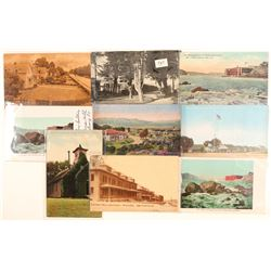 Presidio & Fort Post Cards  (102793)