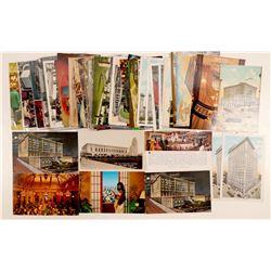 San Francisco, CA Hotel Postcards  (103281)