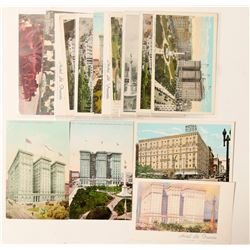 St. Francis Hotel, CA Postcards  (103271)