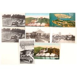 Treasure Islands, Yerba Buena RPC's & chromolitho's  (102789)