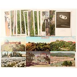 San Jose, CA Area Postcards  (90785)