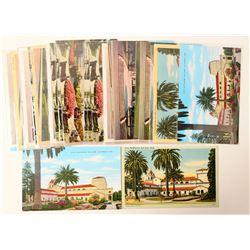San Jose, CA Auditoriums Postcards  (90786)