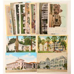 San Jose, CA Govt Buildings Postcards  (90778)