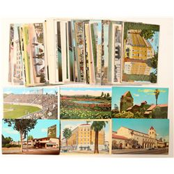 San Jose, CA Street Scene Postcards  (90784)
