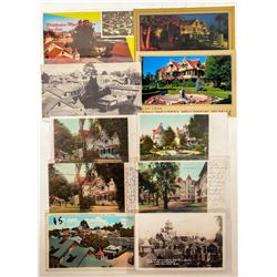 Winchester House, CA Postcards  (90775)