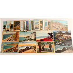 Santa Monica, CA Postcards  (103248)