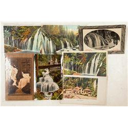 Shasta Springs, CA Postcards  (103208)