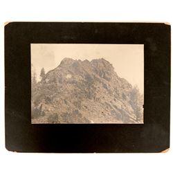 Shaft Rock CA Photograph   (91260)