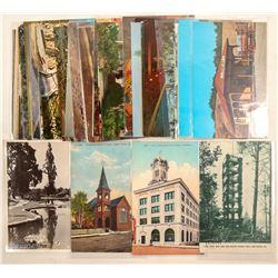 Sonoma, CA Postcards  (103202)
