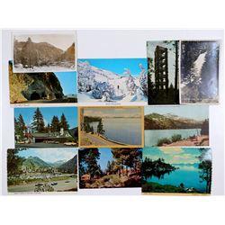 Horsethief Canyon CA RPC's & Chromolitho Post Cards  (102767)