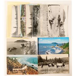 Trinidad/Prairie Creek, CA Postcards  (103182)