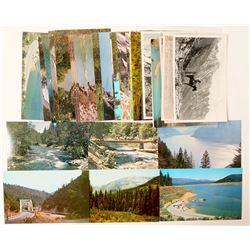 Trinity Cty., CA Wilderness Postcards  (103186)
