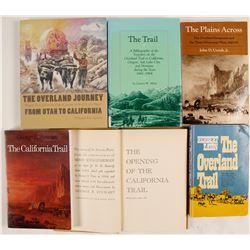 California Trail (6 Books)  (63448)
