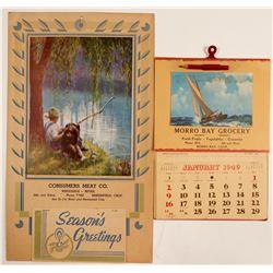 Vintage Calendars  (102751)