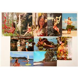 Hawaii Pinups Vintage  (91208)