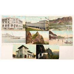 Hawaii Postcards (8)  (91204)