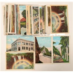 Hawaii Postcards Collection  (91200)