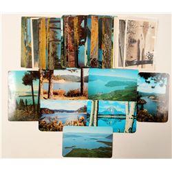 Idaho Lakes Postcards  (90755)