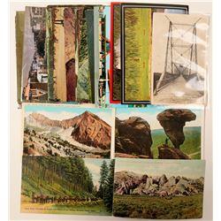 Idaho Postcards  (90756)
