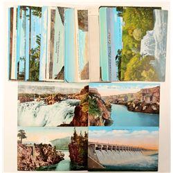 Idaho Rivers Postcards  (90745)