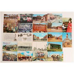 Dodge City, Kansas Postcards  (102688)