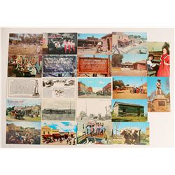 Dodge City, Kansas Postcards  (102688)