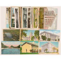 Topeka, Kansas Postcards  (102707)