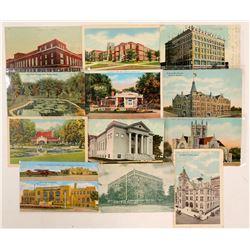 Wichita, Kansas Postcards  (102698)