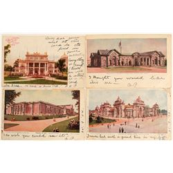 Post Cards from Louisiana Purchase Expo  (102765)