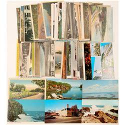 Maine Postcard Group  (102388)