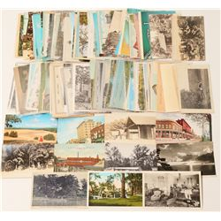 Michigan Postcard Collection  (102320)