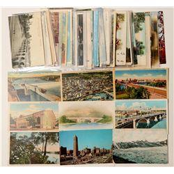 St. Paul/Minneapolis, MN Postcards  (102340)