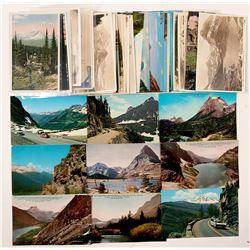 Glacier National Park Postcards  (102335)